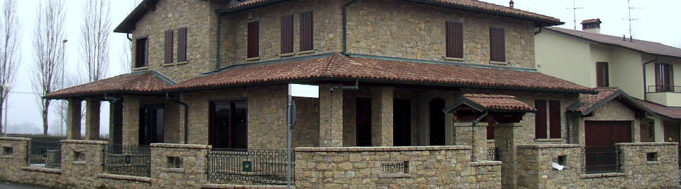 Pietra di credaro artigiano posa lavorazione for Case con rivestimenti in pietra