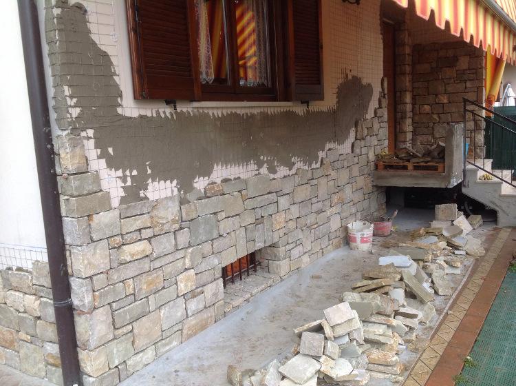 Pietra di credaro lavorazioni pietra naturale sottile for Pietra di credaro rivestimenti