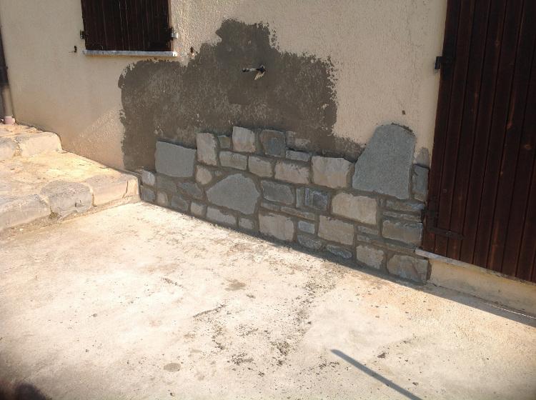 Pietra di credaro lavorazioni pietra naturale sottile artigiano posa lavorazione rivestimenti - Rivestimenti in pietra naturale per interni ...